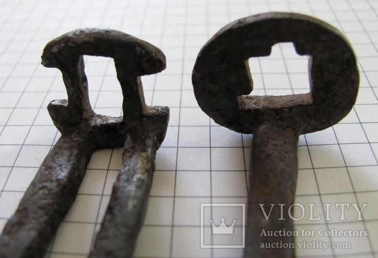 Ключи 3шт., КР, фото №5