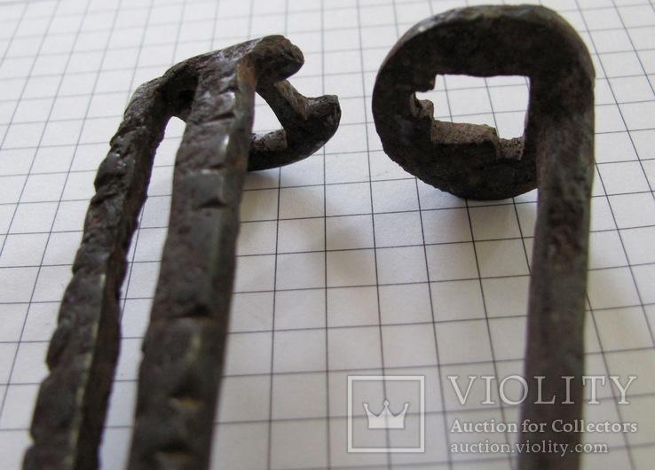 Ключи 3шт., КР, фото №6