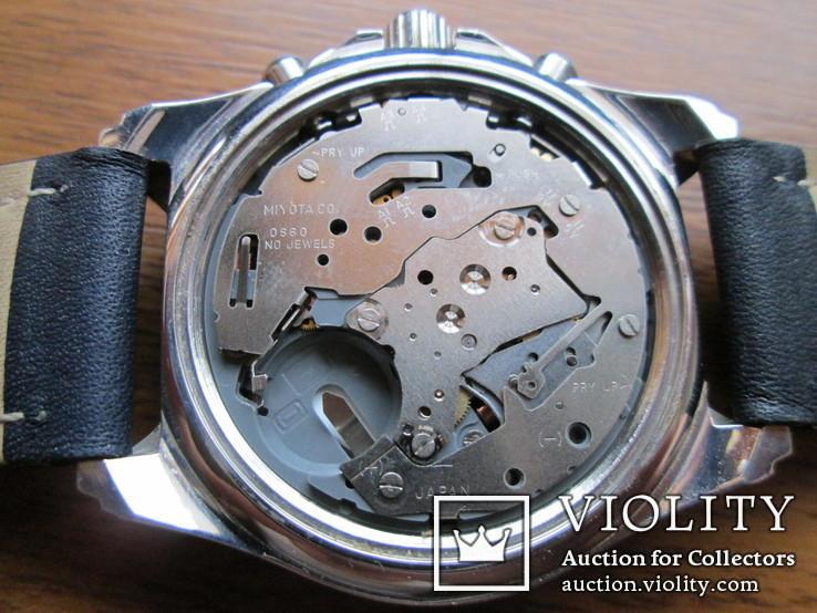 Часы Festina Хронограф новые с документом, фото №5