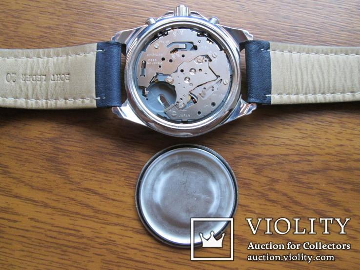 Часы Festina Хронограф новые с документом, фото №6
