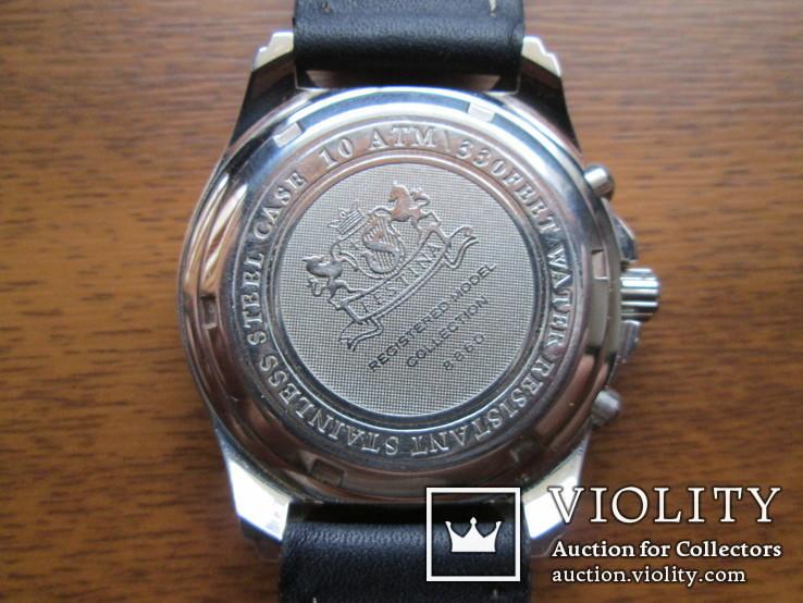 Часы Festina Хронограф новые с документом, фото №9
