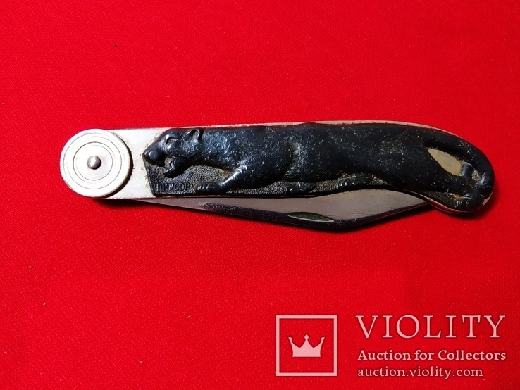 Нож складной Пума.