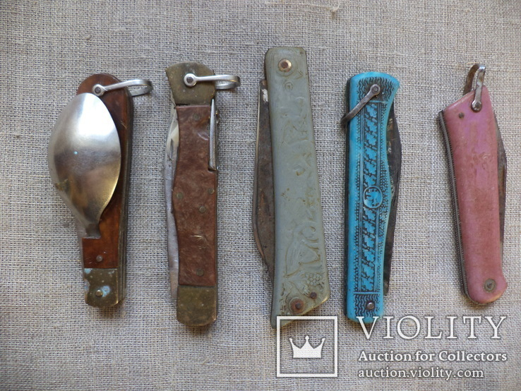 Ножики складні СРСР, фото №10