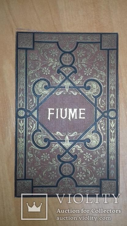 Набор фото г. Риека (Fiume) 1896г 12 шт. Изд. Stengel & Markert. Дрезден. Пейзажи, фото №3