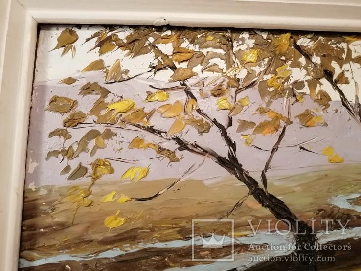 Картина Осінь, фото №8