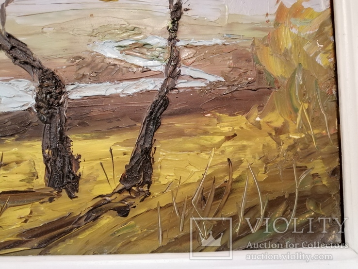 Картина Осінь, фото №10