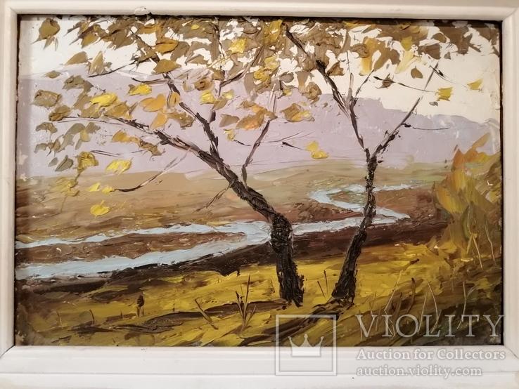 Картина Осінь, фото №11