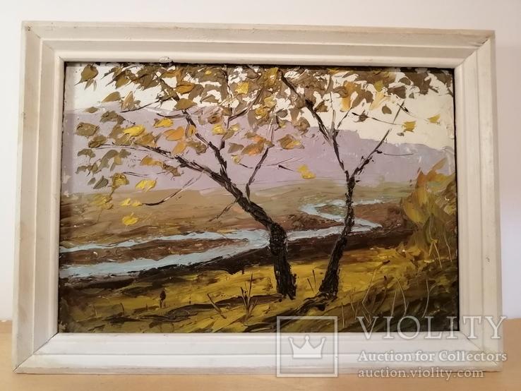 Картина Осінь, фото №2