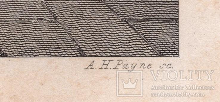 Старинная гравюра. 1860 годa. Савонарола. Пейн. (26,5х19,5см.)., фото №7