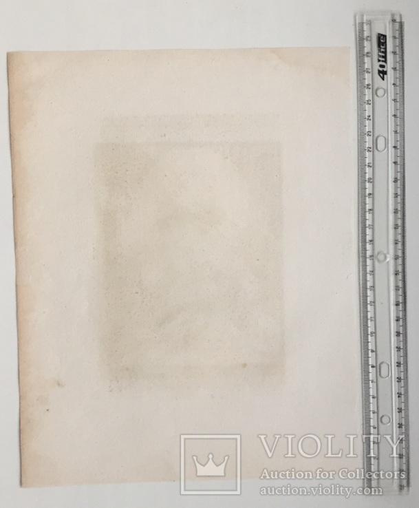 Старинная гравюра. 1860 годa. Савонарола. Пейн. (26,5х19,5см.)., фото №9