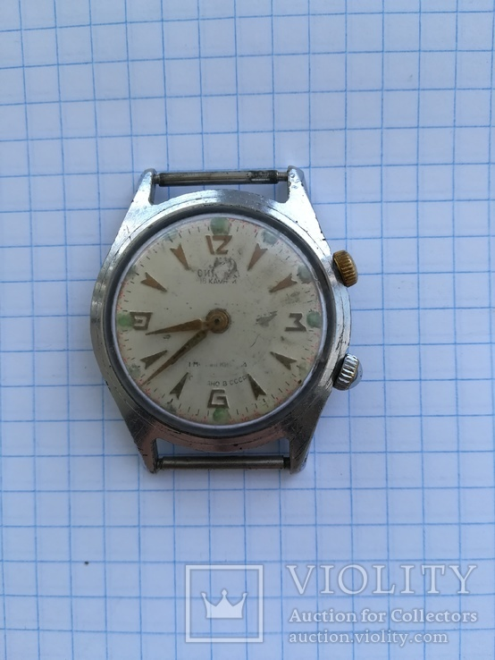 Часы Сигнал
