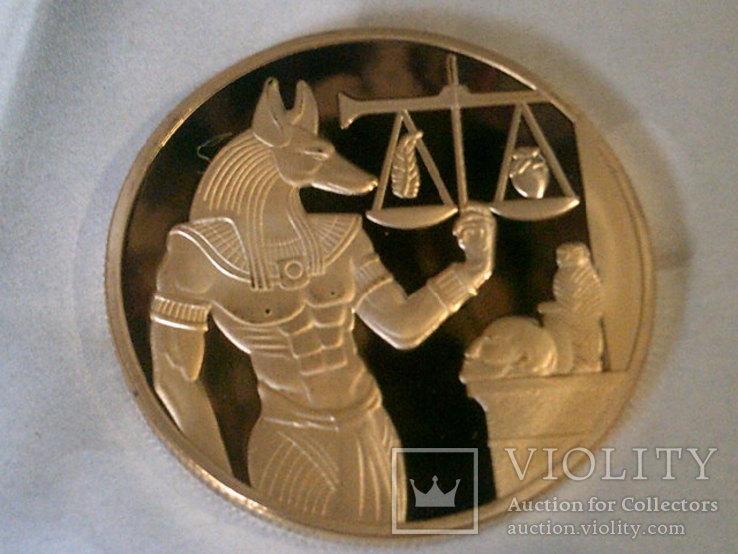 Анубис - египетский миф