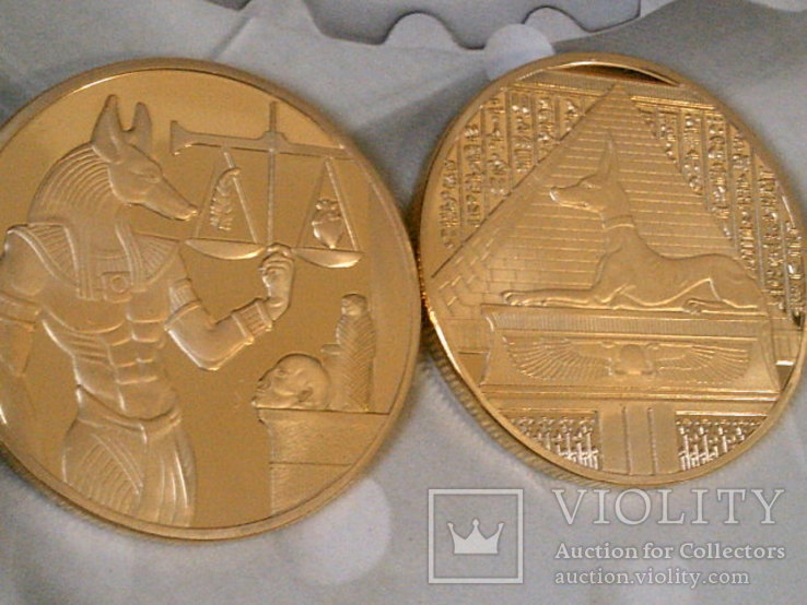 Анубис - египетский миф, фото №11