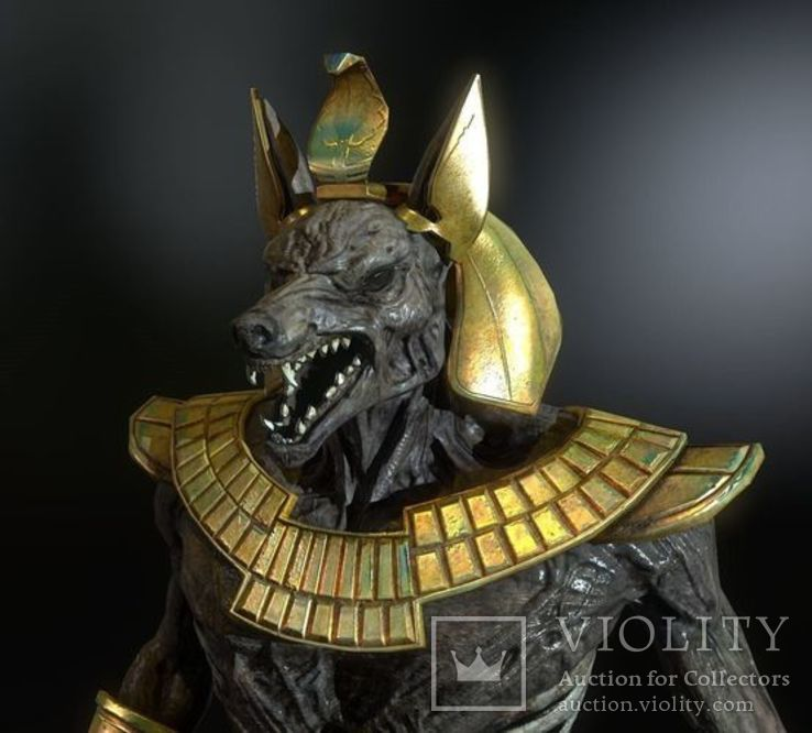 Анубис - египетский миф, фото №12
