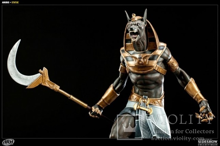 Анубис - египетский миф, фото №13