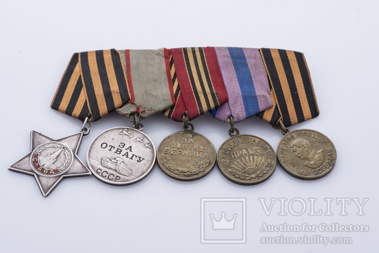 Комплект медалей + документи на одного, фото №4