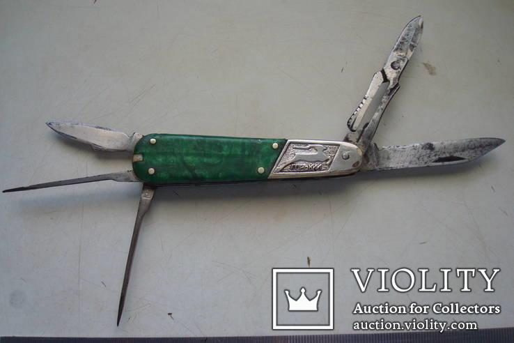 Складной нож СССР, фото №3