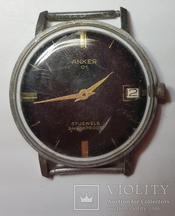 ANKER 01 Shockproof Waterprotected Antimagnetic