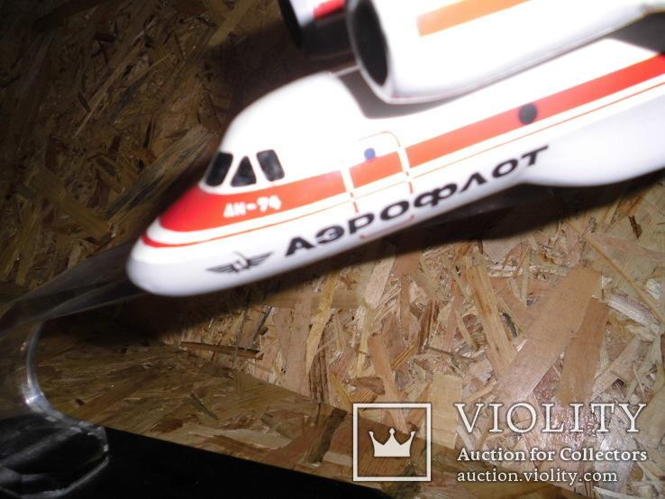 АН-74  72901 , со стола генерального конструктора, фото №11