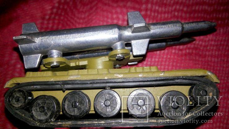Ракетница с клеймом, фото №6