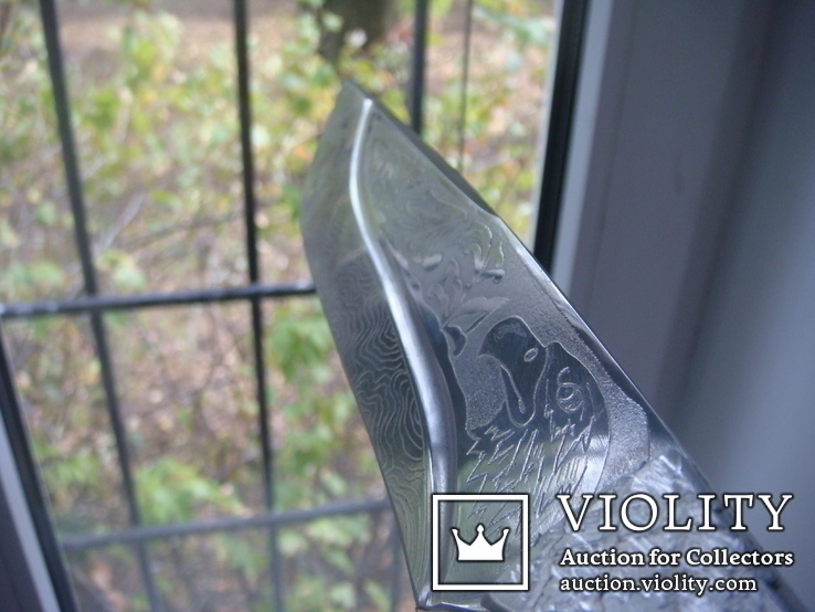 Нож орел с ножнами, фото №8