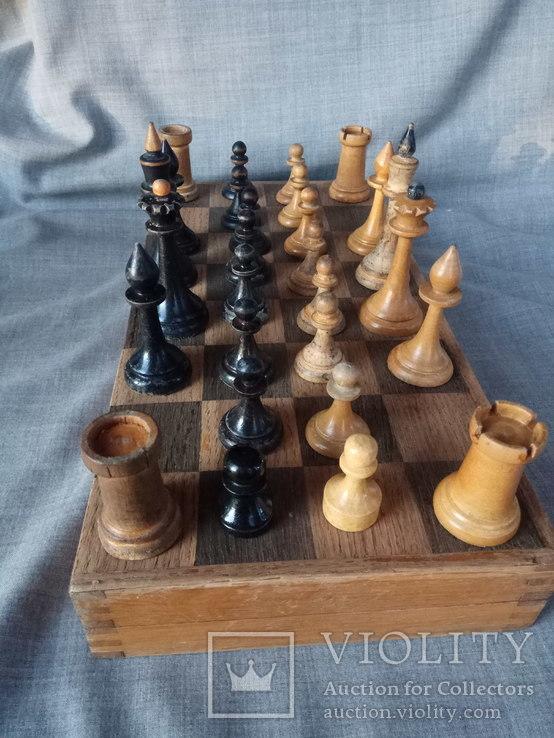 Шахматы 1954 года, фото №2