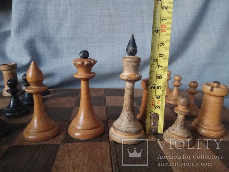 Шахматы 1954 года, фото №8