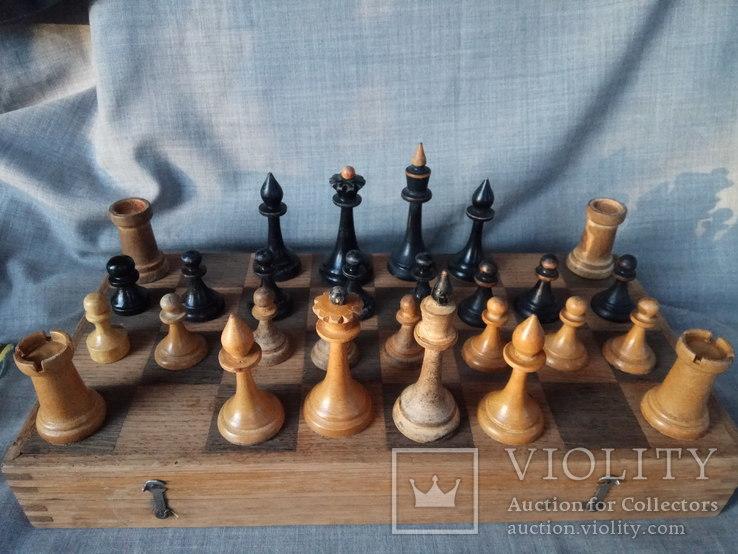 Шахматы 1954 года, фото №12