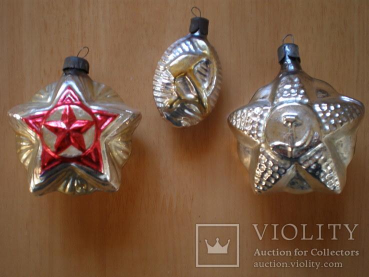 Игрушки с символикой СССР., фото №3