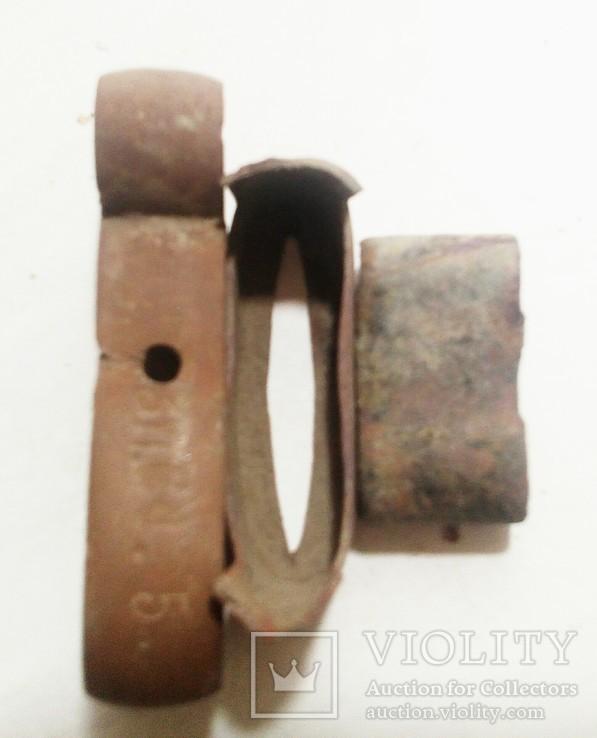 Детали ножен сабли,шашки, фото №7