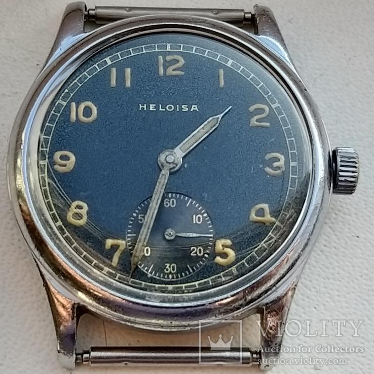 Часы военные HELOISA D-U