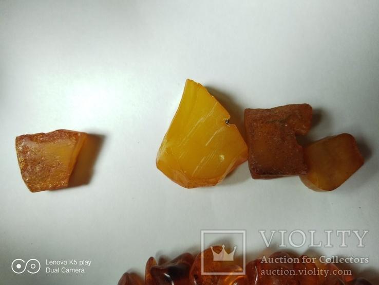 Бусы, камни. 60 грамм., фото №4