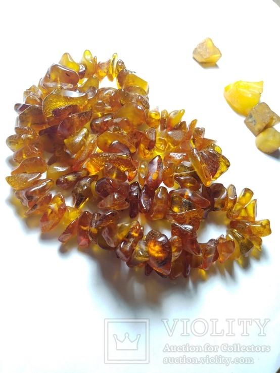 Бусы, камни. 60 грамм., фото №6