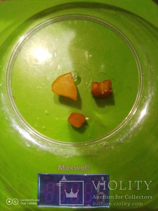 Бусы, камни. 60 грамм., фото №8