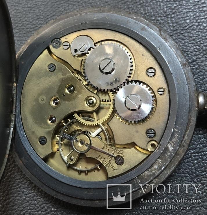Карманные часы J. CALAME ROBERT, фото №7