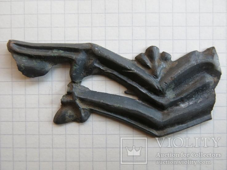 Круп грифона,обломок, фото №3