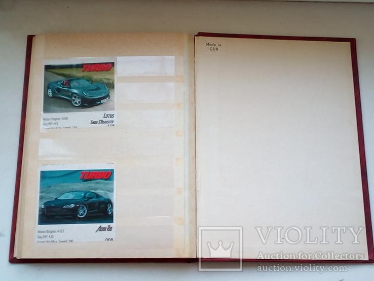 Альбом кляссер с вкладышами, фото №6