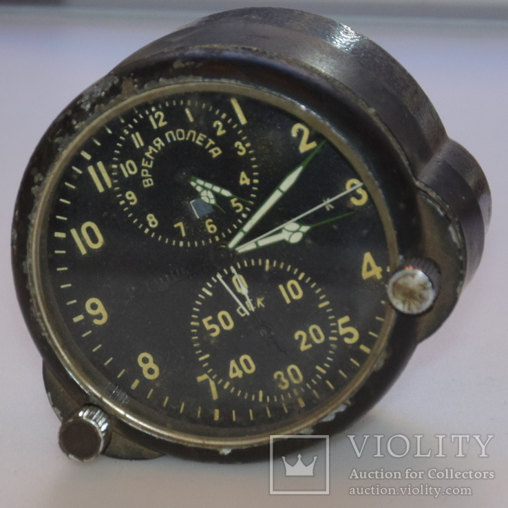 Часы авиационный АЧС-1