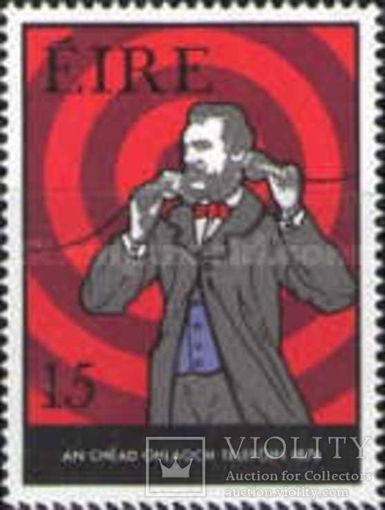Ирландия 1975 телефон Белл, фото №2