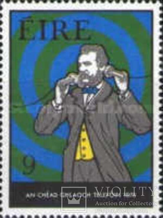 Ирландия 1975 телефон Белл, фото №3