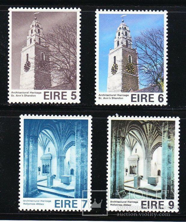 Ирландия 1975 архитектура