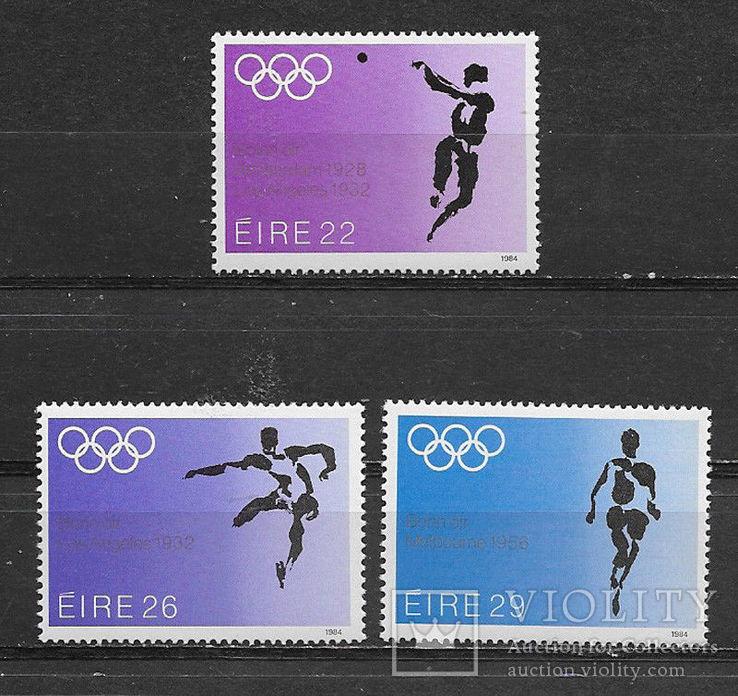 Ирландия 1984 Олимпиада