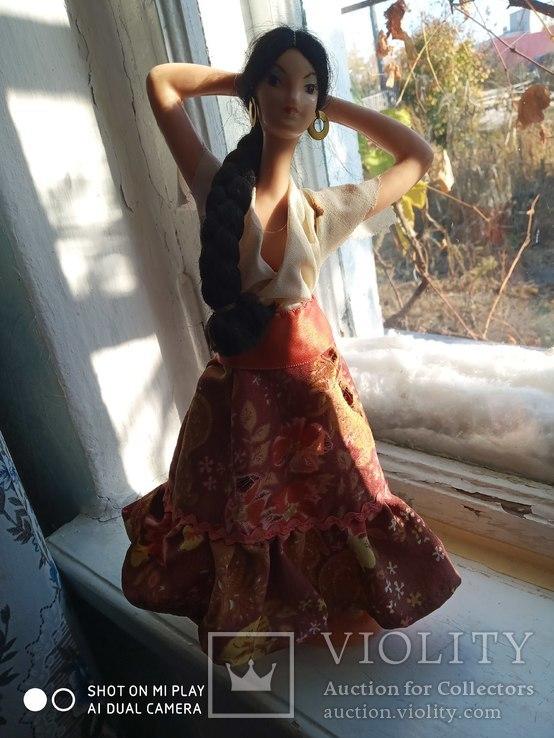 Кукла цыганка