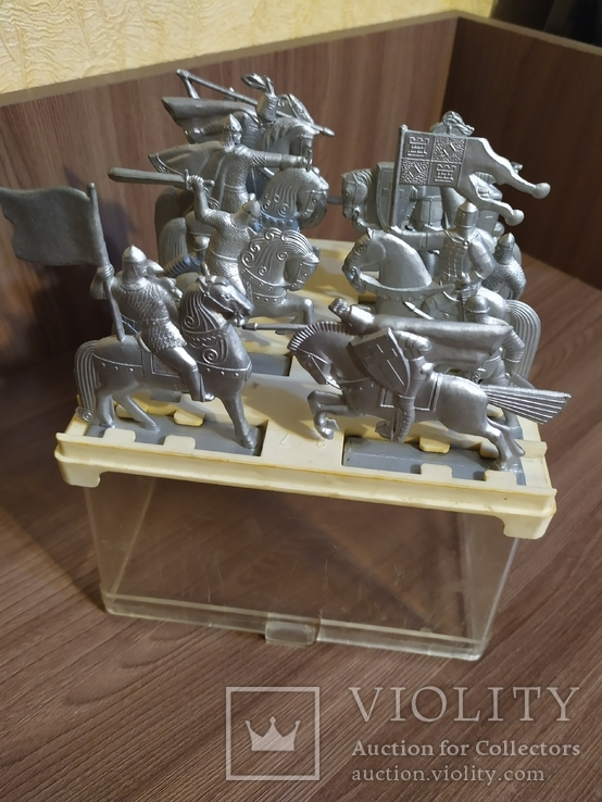 Солдатики Ледовое побоище, фото №3
