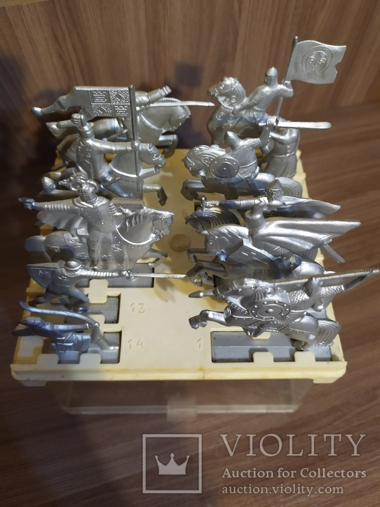 Солдатики Ледовое побоище, фото №6