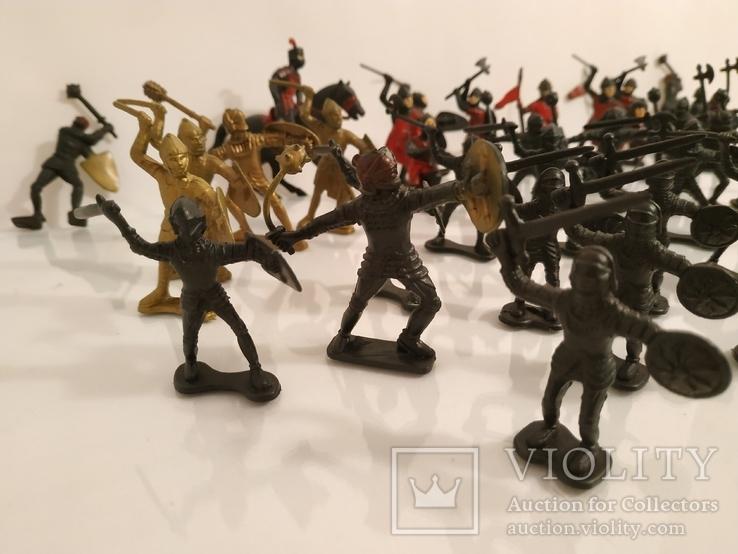 Рыцари/Китай для Европы/45 шт, фото №3