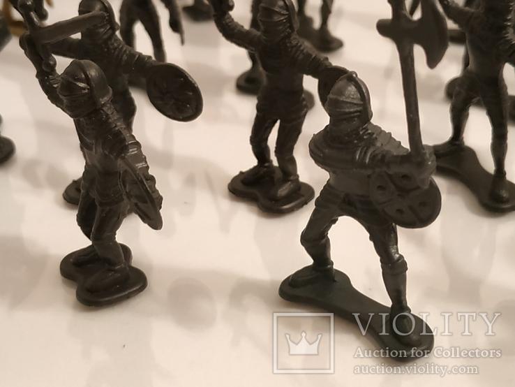 Рыцари/Китай для Европы/45 шт, фото №8