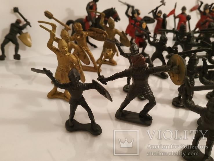 Рыцари/Китай для Европы/45 шт, фото №10