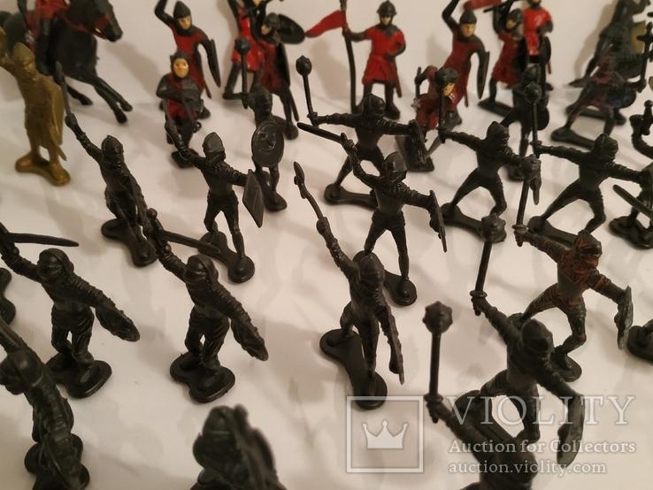 Рыцари/Китай для Европы/45 шт, фото №11