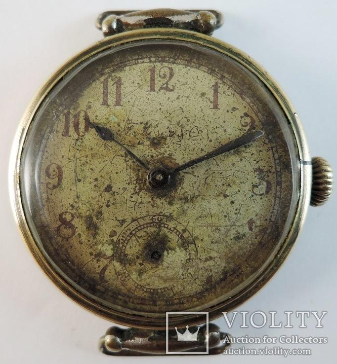 Наручные карманные часы Moser & Cie
